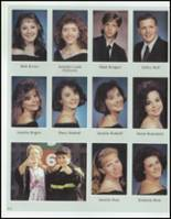 1991 Saratoga Springs High School Yearbook Page 156 & 157