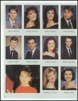 1991 Saratoga Springs High School Yearbook Page 160 & 161