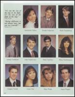 1991 Saratoga Springs High School Yearbook Page 162 & 163