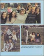 1991 Saratoga Springs High School Yearbook Page 166 & 167