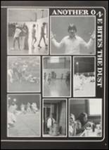 1981 Glen Rose High School Yearbook Page 16 & 17