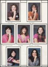 1981 Glen Rose High School Yearbook Page 22 & 23