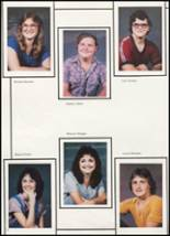1981 Glen Rose High School Yearbook Page 26 & 27