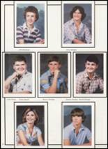 1981 Glen Rose High School Yearbook Page 30 & 31