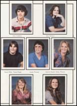 1981 Glen Rose High School Yearbook Page 34 & 35