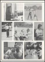 1981 Glen Rose High School Yearbook Page 36 & 37