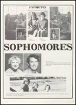 1981 Glen Rose High School Yearbook Page 40 & 41