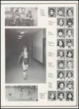 1981 Glen Rose High School Yearbook Page 42 & 43