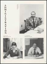 1981 Glen Rose High School Yearbook Page 44 & 45