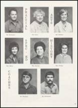 1981 Glen Rose High School Yearbook Page 46 & 47