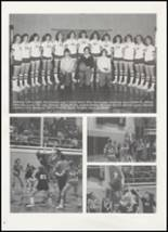 1981 Glen Rose High School Yearbook Page 54 & 55