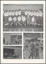 1981 Glen Rose High School Yearbook Page 56 & 57