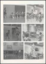 1981 Glen Rose High School Yearbook Page 58 & 59