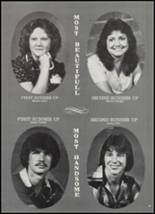 1981 Glen Rose High School Yearbook Page 70 & 71