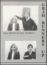 1981 Glen Rose High School Yearbook Page 76 & 77
