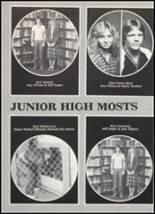1981 Glen Rose High School Yearbook Page 78 & 79