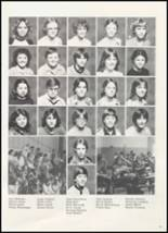 1981 Glen Rose High School Yearbook Page 82 & 83