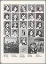1981 Glen Rose High School Yearbook Page 84 & 85