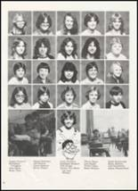 1981 Glen Rose High School Yearbook Page 88 & 89