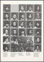 1981 Glen Rose High School Yearbook Page 92 & 93