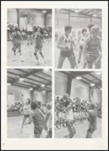 1981 Glen Rose High School Yearbook Page 100 & 101