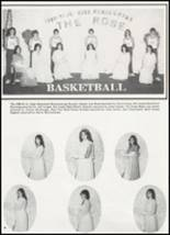 1981 Glen Rose High School Yearbook Page 102 & 103