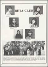 1981 Glen Rose High School Yearbook Page 104 & 105