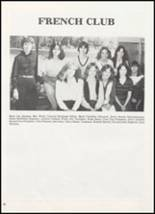 1981 Glen Rose High School Yearbook Page 110 & 111
