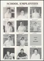 1981 Glen Rose High School Yearbook Page 112 & 113