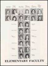 1981 Glen Rose High School Yearbook Page 116 & 117