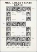 1981 Glen Rose High School Yearbook Page 118 & 119