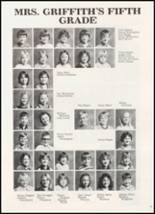 1981 Glen Rose High School Yearbook Page 120 & 121