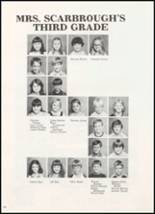 1981 Glen Rose High School Yearbook Page 124 & 125