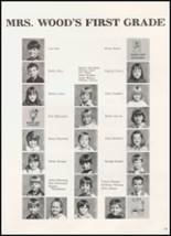 1981 Glen Rose High School Yearbook Page 128 & 129