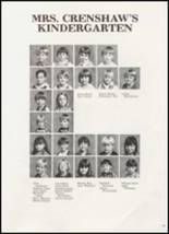 1981 Glen Rose High School Yearbook Page 130 & 131