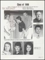 1990 Pawhuska High School Yearbook Page 20 & 21
