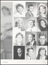 1990 Pawhuska High School Yearbook Page 22 & 23