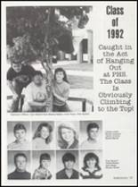 1990 Pawhuska High School Yearbook Page 32 & 33