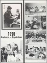 1990 Pawhuska High School Yearbook Page 40 & 41