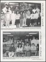 1990 Pawhuska High School Yearbook Page 54 & 55