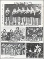 1990 Pawhuska High School Yearbook Page 62 & 63