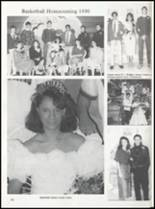 1990 Pawhuska High School Yearbook Page 70 & 71