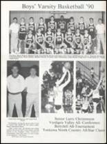 1990 Pawhuska High School Yearbook Page 72 & 73