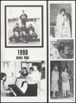 1990 Pawhuska High School Yearbook Page 82 & 83