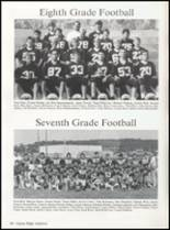 1990 Pawhuska High School Yearbook Page 90 & 91