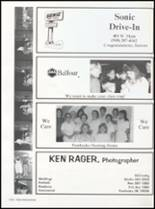 1990 Pawhuska High School Yearbook Page 130 & 131