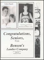 1990 Pawhuska High School Yearbook Page 144 & 145