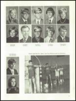1972 Hutchinson High School Yearbook Page 28 & 29