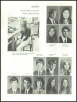 1972 Hutchinson High School Yearbook Page 32 & 33
