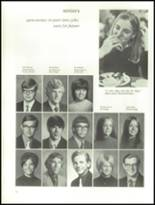 1972 Hutchinson High School Yearbook Page 34 & 35